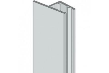 8PT8-45 műanyag vízzáró profil zuhanykabinokhoz
