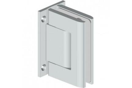 Biloba 8010 BT mindkét irányba nyíló, fal-üveg, hidraulikus, szaunaajtó-zsanér