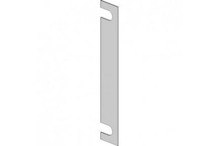 SP8610 hézagoló lemez üvegajtó zsanérokhoz