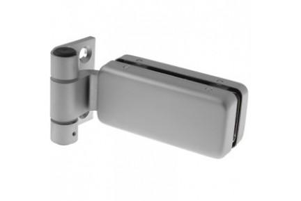 Flexa L 8820 egyirányba nyíló, fal-üveg, üvegajtó oldalpánt