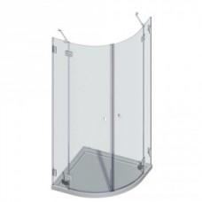 BC 8411 íves nyílóajtós zuhanykabin rendszer