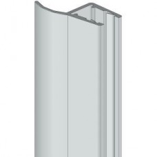 8PT8-30 műanyag vízzáró profil zuhanykabinokhoz