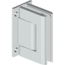 Biloba 8010 mindkét irányba nyíló, fal-üveg, hidraulikus, üvegajtó oldalzsanér