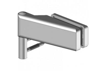 8AN1 ANUBA szabványos ajtótokra szerelhető üvegajtó oldalpánt