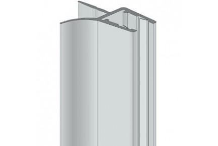 8PT8-35 műanyag vízzáró profil zuhanykabinokhoz