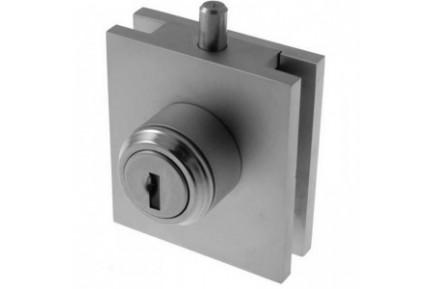B46 kulcsos üvegvitrin-zár