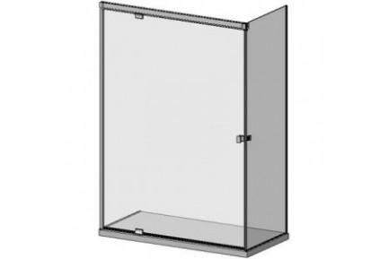 SLASH D05E 70 hidraulikus csukódású zuhanykabin
