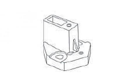 Barandilla üvegkorlát talpelem BAR-248505