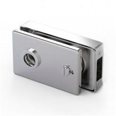 LOQ 685W30 M mágnes vezérelt, szögletes formájú, kilincses, üvegajtó toalettzár