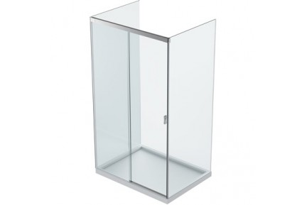 PIUMA D15E 60 Három üvegoldalú, zuhanykabin szett