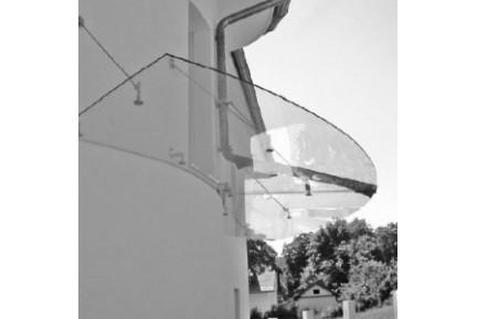 Pensile üveg előtető rögzítő rendszer (2)