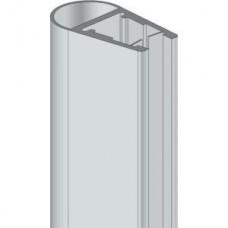 8PT8-10 műanyag vízzáró profil zuhanykabinokhoz
