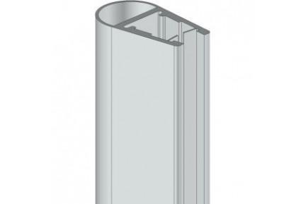 Műanyag vízzáró profilok zuhanykabinokhoz (16)